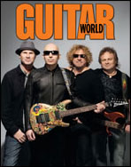 Chickenfoot - Guitar World