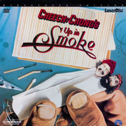 Cheech and Chong - Up in Smoke laserdisc