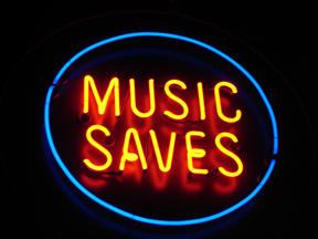 Music Saves!