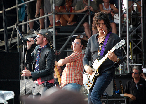STP at Virgin Festival 2008